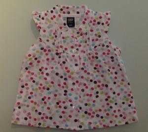 camisa menina Girândola