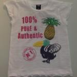 T-Shirt menina Girandola