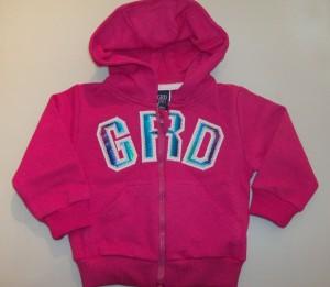 casaco menina GRD