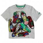 T-Shirt de Rapaz Bóboli