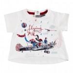 T-Shirt menina Boboli